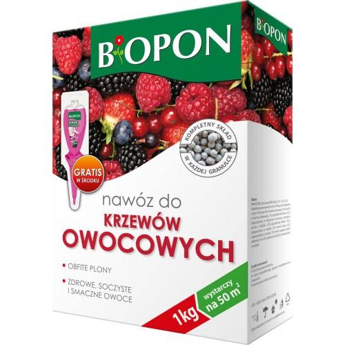 Nawóz Do Krzewów Owocowych 1kg Biopon