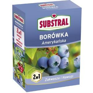 Nawóz Do Borówek Amerykańskich 2w1 1kg Substral