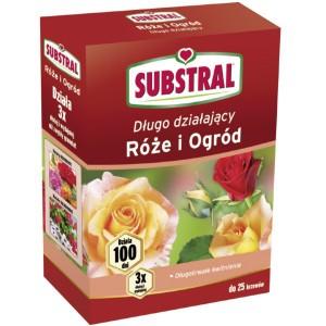 Nawóz Do Róż I Kwiatów 100dni 1kg Substral