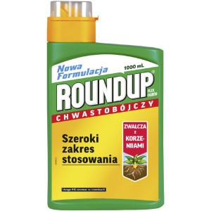 ROUNDUP FLEX koncentrat Ogród SUBSTRAL 1L