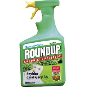 Roundup Hobby Al Spray 1l Chodniki Podjazdy Substral