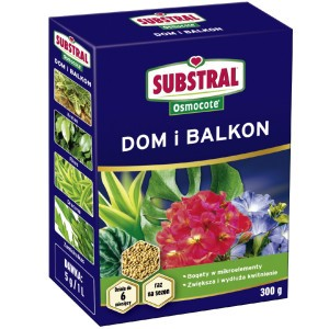Osmocote Do Domu I Balkonu 300g Substral