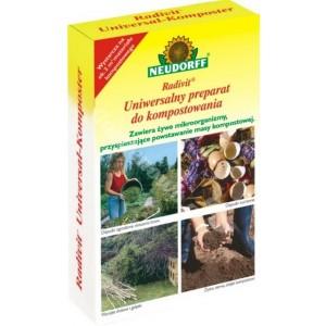 Radivit Komposter Aktywator Kompostu 1kg Naturalny