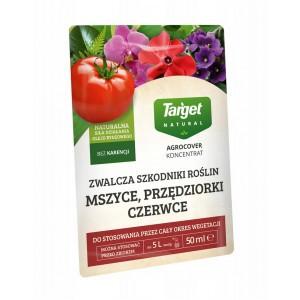 Agrocover Koncentrat 50ml Mszyce, Przędziorki Target