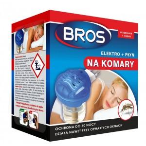 Elektro Plus Płyn Na Komary 60 Nocy Bros