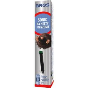 Sonic Odstrasza Krety I Nornice Bros