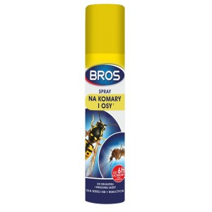 Spray Na Komary I Osy 90ml Bros