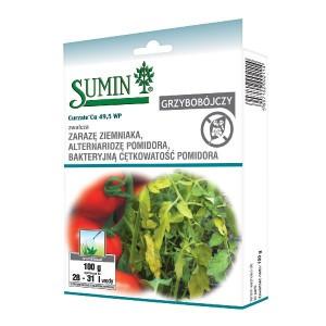 Curzate Cu 49,5wp 100g Sumin