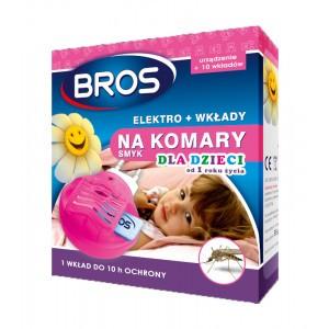 Elektro +10 Wkładów Na Komary Dla Dzieci Smyk Bros