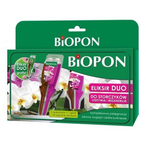 Eliksir DUO do Storczyków 5x35ml Biopon