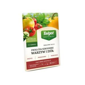 Emulpar Owady Warzywa i Zioła 940EC 30ml Target