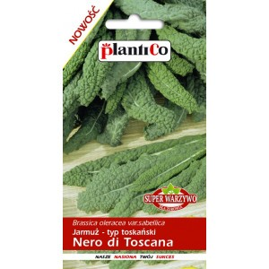 Jarmuż Nero di Toscana 1g PlantiCo