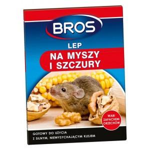 Pułapka Lep Na Myszy i Szczury Bros