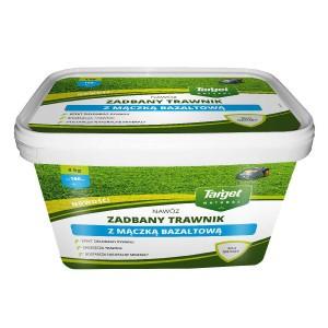 Nawóz Zadbany Trawnik z Mączką Bazaltową 4kg Target