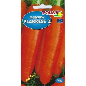 Marchew Jadalna Flakkese 5g Polan