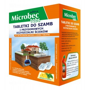 Microbec Ultra Tabletka Do Szamb Bros 1szt