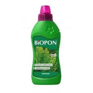 Nawóz Do Paproci Biopon 0,5l