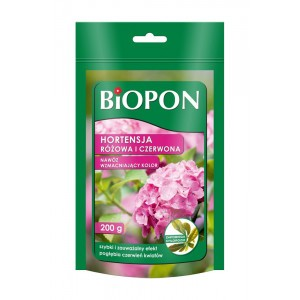 Nawóz Do Różowej Hortensji  200g Biopon