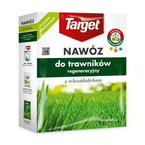 Nawóz Granulowany Do Regeneracji Trawników 1kg Target