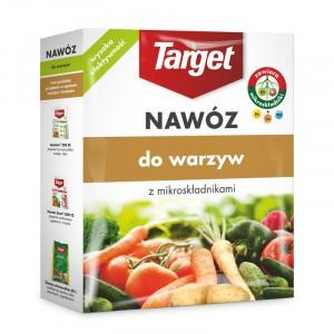 Nawóz Do Warzyw z Mikroskładnikami 1kg Target