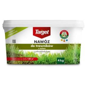 Nawóz Granulowany Do Trawników Z Mchem 4kg Target