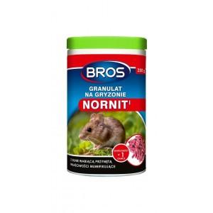 Nornit Granulat Na Gryzonie 250gr Bros