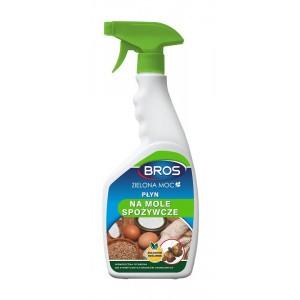 Spray Preparat Płyn Na Mole Spożywcze 500ml Zielona Moc Bros