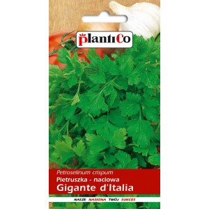 Pietruszka Liściowa Gigante d'Italia 5g PlantiCo