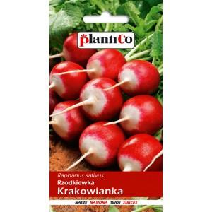 Nasiona Rzodkiewka Krakowianka 10g PlantiCo