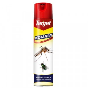 SPRAY NA KOMARY 300ML TARGET