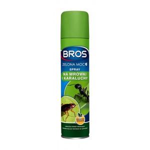 Spray Na Mrówki i Karaluchy Zielona Moc Bros
