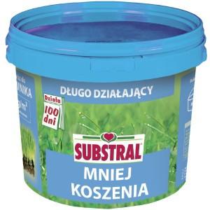 Nawóz Mniej Koszenia 100dni 10kg Substral