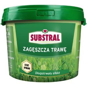 Nawóz Zagęszcza Trawę 100dni 5kg Substral