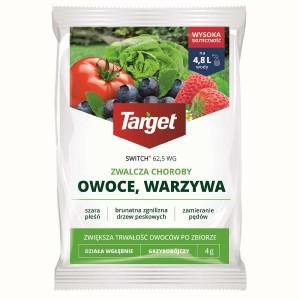Switch 62,5 WG Owoce Warzywa 4g Target
