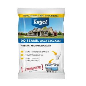 Preparat Do Szamb I Oczyszczalni Saszetka 25g Target