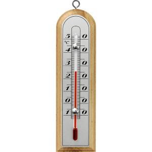 Termometr Pokojowy Wewnętrzy Drewniany