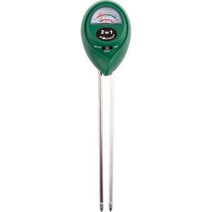 Tester Podłoża Miernik pH Gleby Wilgotność 2w1