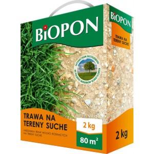 Trawa Na Tereny Suche 2kg Biopon