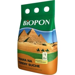 Trawa Na Tereny Suche 5kg Biopon