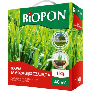 Trawa Samozagęszczająca 1kg Biopon