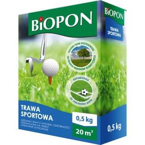 Trawa Sportowa 0,5kg Biopon