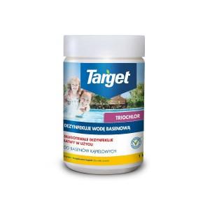 Chlor Triochlor Basen 1kg Target tabletki 50x20g