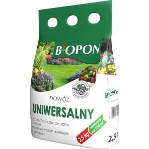 Nawóz Uniwersalny 2,5kg Biopon