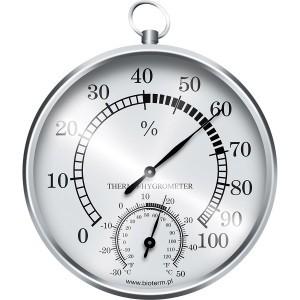 Wisząca Stacja Pogody Pogodowa Higrometr Termometr